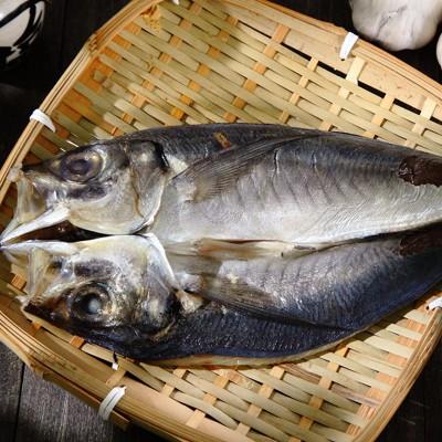 【一等鮮】南方澳竹筴魚一夜干(200g/尾) (5.9折)