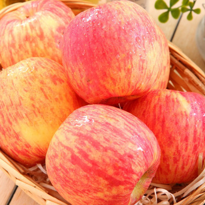 【一等鮮】智利富士蘋果(20-22粒/4.5公斤/箱) (6折)