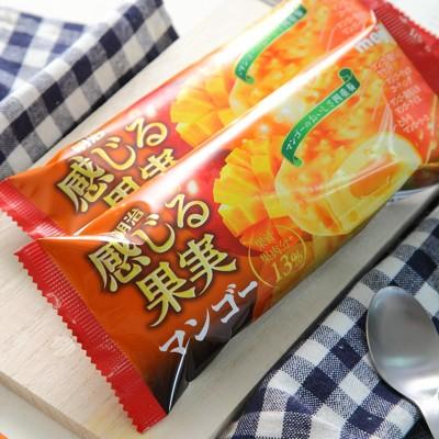 【一等鮮】日本進口明治脆皮芒果冰心雪糕(90ml/支) (5.8折)