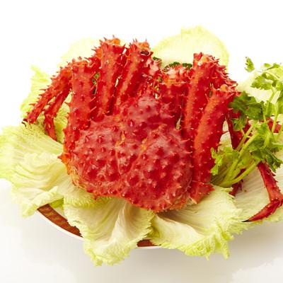 【一等鮮】智利熟凍帝王蟹〈1kg/隻〉 (5.6折)