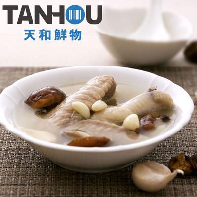 【天和鮮物】海藻雞蒜頭雞湯〈480g/包〉 (9折)