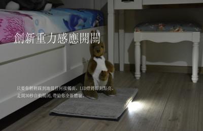 腳踏式LED人體重力感應地毯燈 NL-128M (2折)