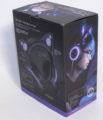 Axent Wear 貓耳耳機 (8折)