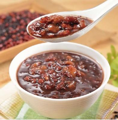 冷熱好點心紅豆紫米桂圓粥 (7.7折)