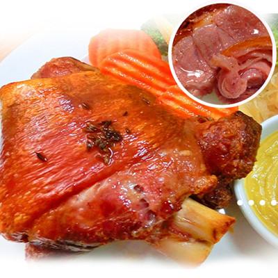 德國豬腳燒烤帶骨切片 (4.4折)