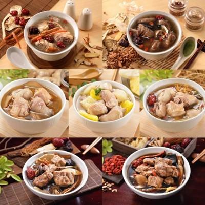 進補首選養生雞湯獨享包 (6.2折)
