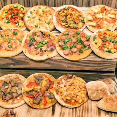 網友瘋傳義式手作6吋Pizza (5.8折)
