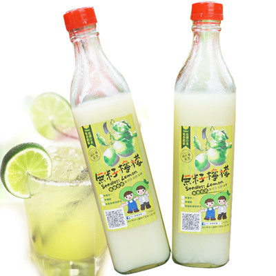 國姓鄉嚴選A級無籽檸檬汁 (6.9折)