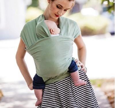 歐美包裹式~嬰兒背巾.揹帶 (5.6折)