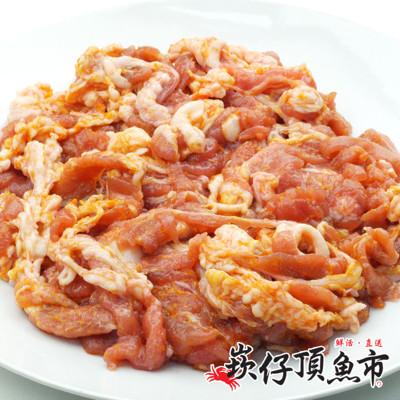 【崁仔頂魚市】韓式醃漬豬五花(500g/盒) (1.5折)