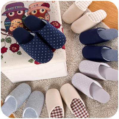 居家舒適靜音室內鞋 (3.3折)