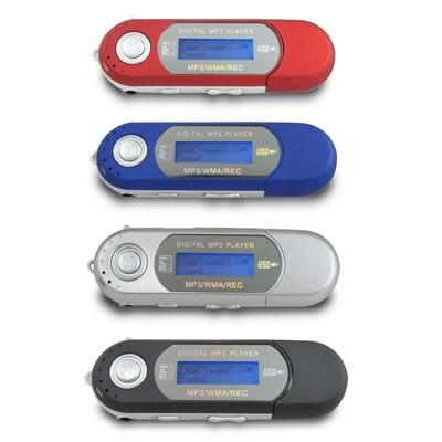A31流線款 螢幕插卡式MP3隨身聽(可換電池)(加16GB記憶卡)加送4大好禮 (2.8折)