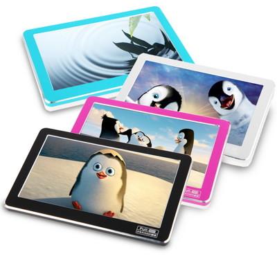 DW-C04時尚金屬框4.3吋觸控螢幕MP5(內建8GB)(加贈5大好禮) (2.6折)