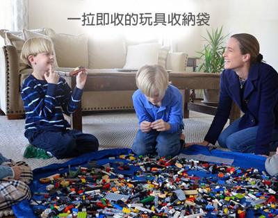 兒童玩具快速收納袋(中) (5.3折)