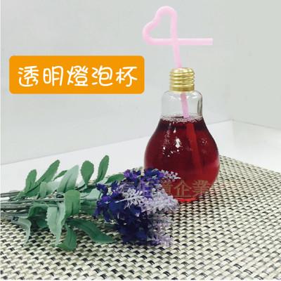 派樂創意玻璃燈泡杯 (1.9折)
