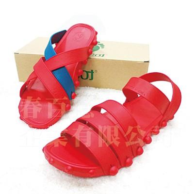 韓國原裝製造 創意拼裝涼鞋/拼裝拖鞋 (1雙) (2折)
