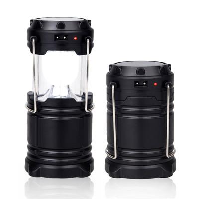 太陽能手提伸縮LED露營燈 (2.9折)