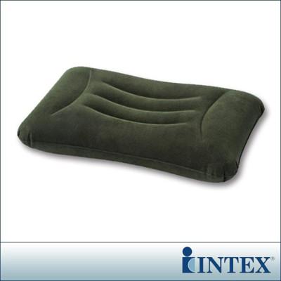 【INTEX】多用途《人體工學》植絨充氣枕/護腰枕 LC264A(68670) (7折)