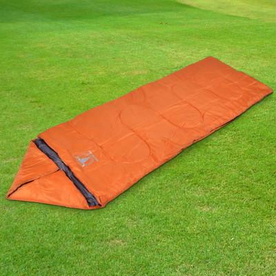 《APC》《三季三合一》全開式睡袋-桔紅/藍色 LC532 (6.9折)