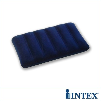 【INTEX】植絨充氣枕(枕頭)  LC211(68672) (2.4折)
