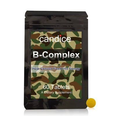 【Candice】康迪斯活力B群錠狀食品天然酵母B群 (2.5折)