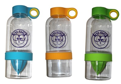 鮮榨果汁瓶鮮榨/現榨(檸檬柳丁)果汁隨手瓶670ML材質不含雙酚A不含環境賀爾蒙BPAFREE (8.6折)