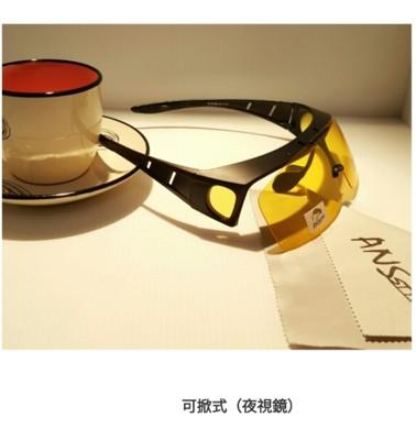 保麗萊直戴式偏光套鏡 (1折)