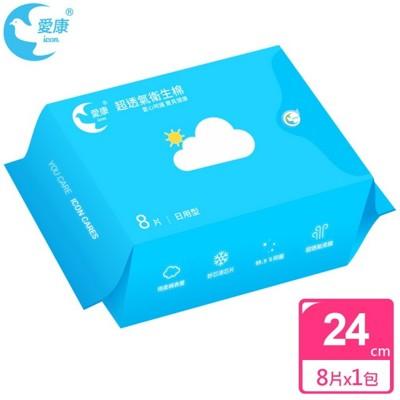 愛康icon 會涼的衛生棉 四種款 (6.9折)