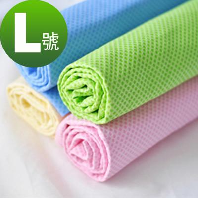 極度涼感多功能強力吸水瞬涼巾L (2.3折)