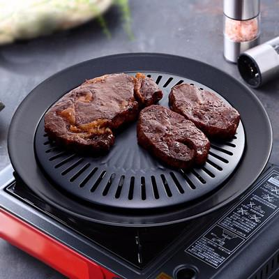 【大家源】低脂燒烤盤TCY-3900B (5折)