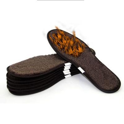 竹炭毛絨冬季保暖鞋墊 (2.5折)