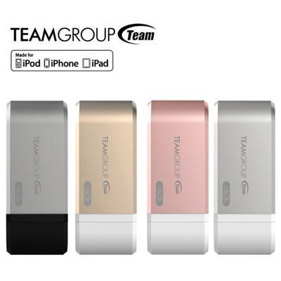 TEAM Mostash WG02 16G魔立碟 Apple OTG支架手機電腦隨身碟(4色) (6.3折)