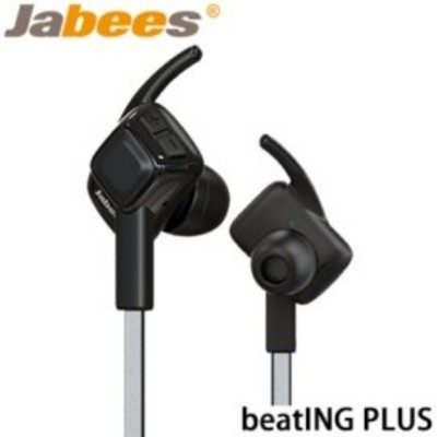 【Jabees】beatING PLUS 藍牙4.1運動型防水耳機(升級版) (5.9折)