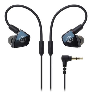鐵三角平衡電樞耳塞式耳機ATH-LS400(買再送3M 魔布精密3C專用擦拭布 ) (8.1折)