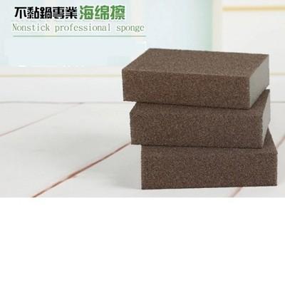 廚房的好幫手~金鋼砂科技海綿刷 (0.5折)