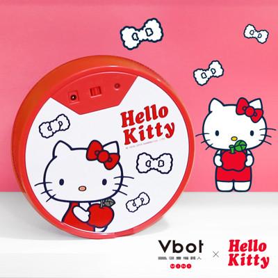 Vbot x Hello Kitty 二代限量 鋰電池智慧掃地機器人(極淨濾網型)(白) (5.7折)