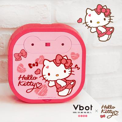 Vbot x Hello Kitty 二代限量 鋰電池智慧掃地機器人(極淨濾網型)(粉) (7.1折)