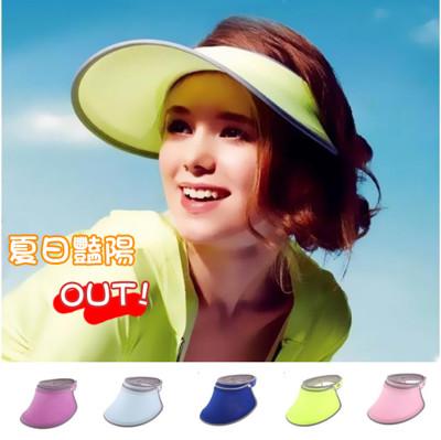 防曬美膚深縮機能帽 (1.7折)