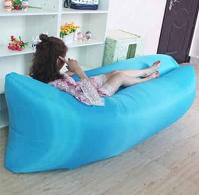 5秒充氣式懶人可折疊空氣沙發床 露營旅行 歐美熱銷款 (多色任選)【AE18001】 (3.3折)