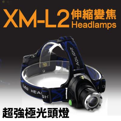 L2強光防身變焦頭燈套裝組 (2.5折)