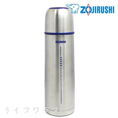 【象印】不鏽鋼保溫杯-0.5L-銀色-GG50 (7.6折)