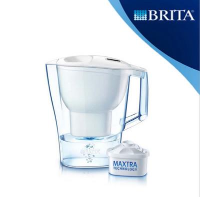 BRITA 3.5公升 Aluna XL白色愛奴娜透視型濾水壺(1壺1芯) (7.2折)