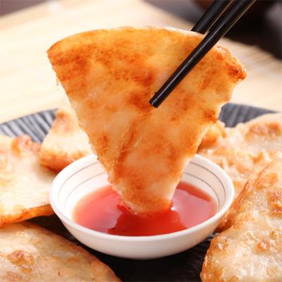 快樂大廚 黃金月亮蝦餅(附醬) (5.6折)
