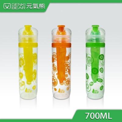 GENKI BEAR 純鮮Tritan活力瓶700ml (4折)