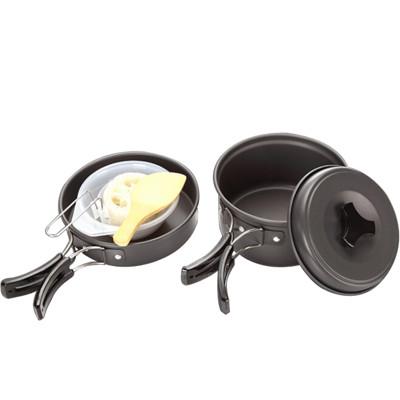 戶外野餐鍋具七件組(1~2人使用) (2.1折)
