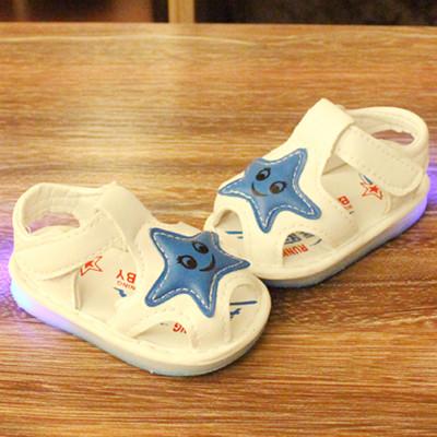 兒童星星發光鞋 (2.8折)