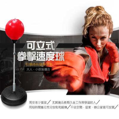 立式拳擊速度球 (5.8折)