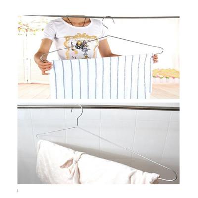 不鏽鋼無敵加長型曬衣架 (0.6折)