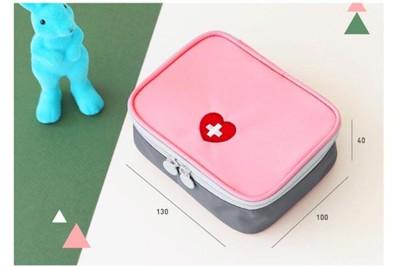 旅行多功能隨身藥品立體收納包 (2.3折)