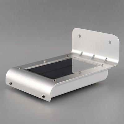 太陽能LED防水感應燈 (2.4折)